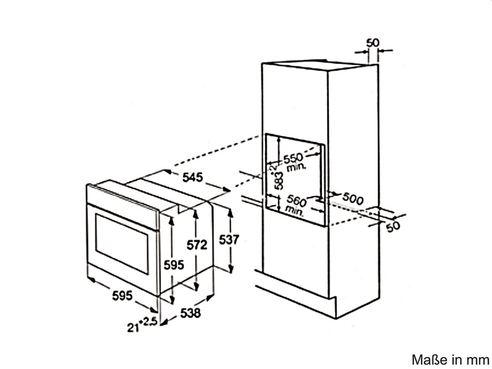 whirlpool akz 549 ix pyrolyse backofen edelstahl einbau 60 cm. Black Bedroom Furniture Sets. Home Design Ideas