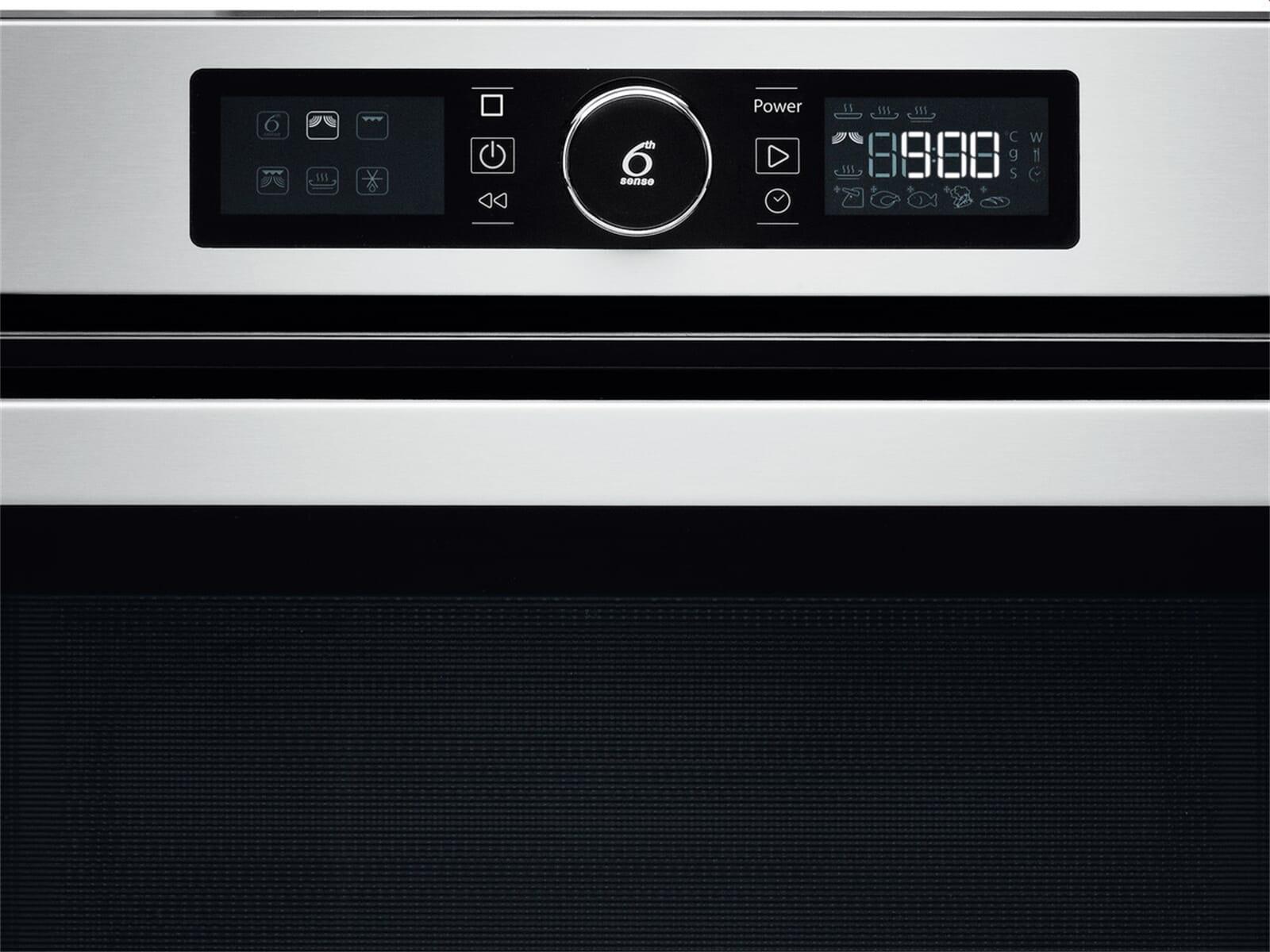 Whirlpool amw 730 ix einbau mikrowelle edelstahl microwell ofen grill microwave ebay - Whirlpool einbau ...