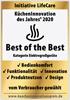 KüchenInnovation des Jahres 2020 Best of the Best