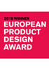 European Product Design Award Winner 2018