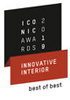 ICONIC - Innovative Interior Best of Best 2019
