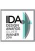 IDA Design Awards Silver Winner 2018