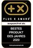Plus X Award Bestes Produkt 2020