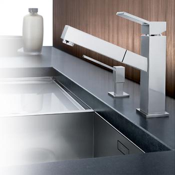 BLANCO Armaturen für SteelArt Spülen