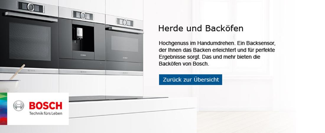Bosch Backen & Kochen