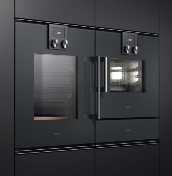 Gaggenau Backofen Serie 200 anthrazit