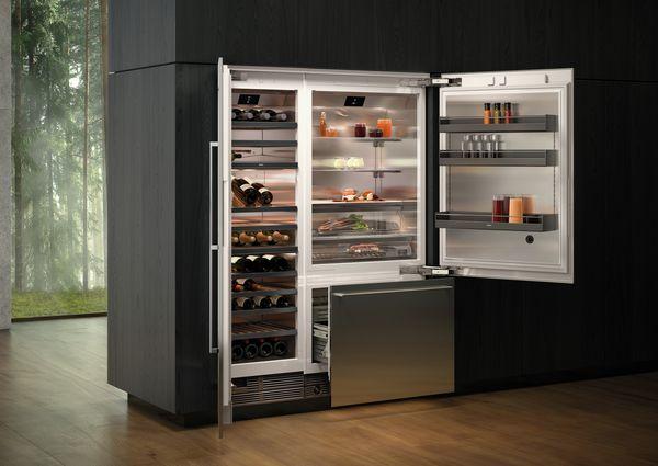 Vario Serie400 Kühlgerät Gefriergerät Weinschrank
