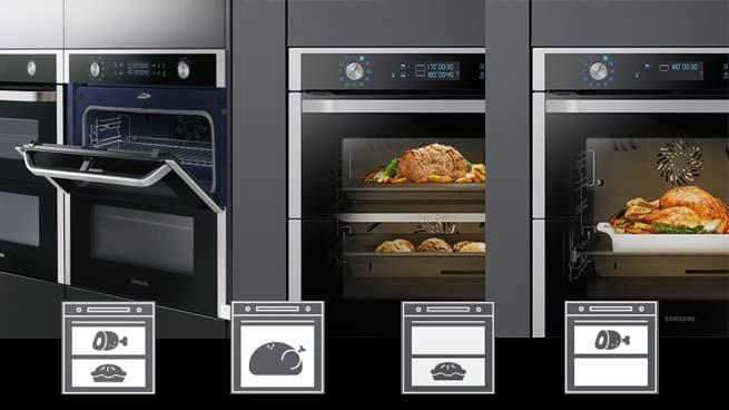 Dual Cook Flex™