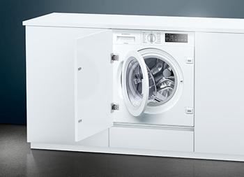 Waschen trocknen mit siemens profi hausgeräten