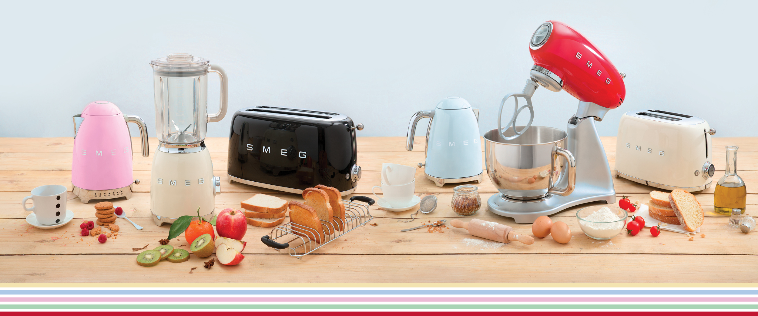 Smeg Promo Aktion Kleingerate