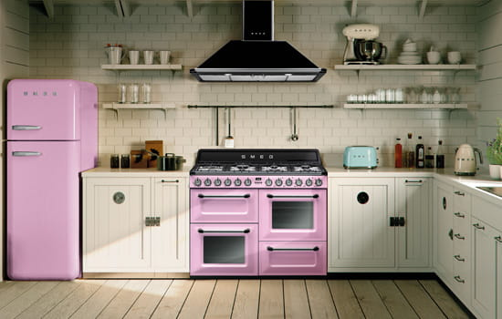 Smeg Kühlschrank Bayern : Smeg küchengeräte designlinie victoria moebelplus