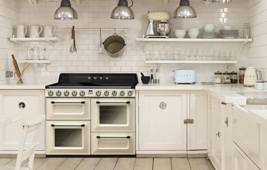 Smeg Kühlschrank Victoria : Smeg küchengeräte » designlinie victoria moebelplus
