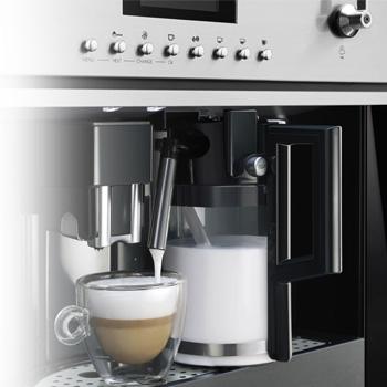 smeg kaffeevollautomat designlinie classici