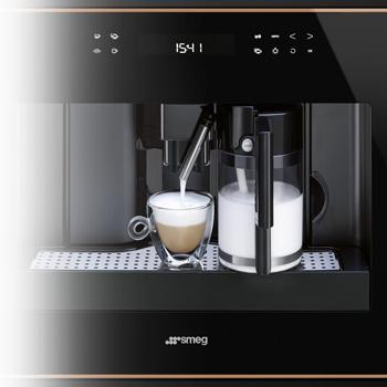 smeg kaffeevollautomat dolce stil novo