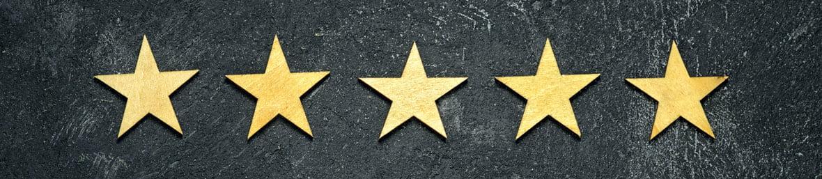 5 Sterne moebelplus Bewertung