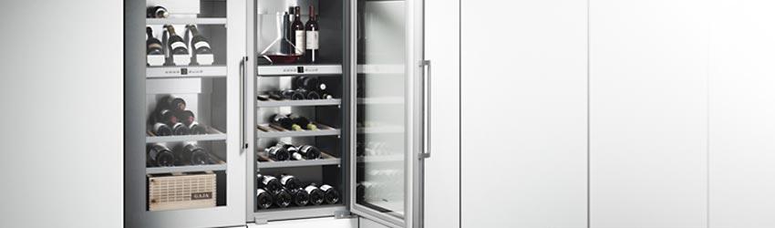 Winkühlschrank Flaschenkühlschrank Edelstahl
