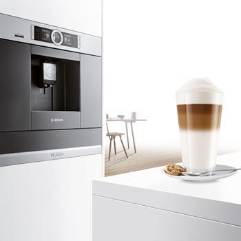 Einbau-Kaffeevollautomaten