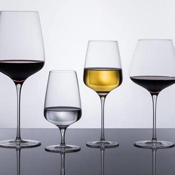 Gläser & Besteck
