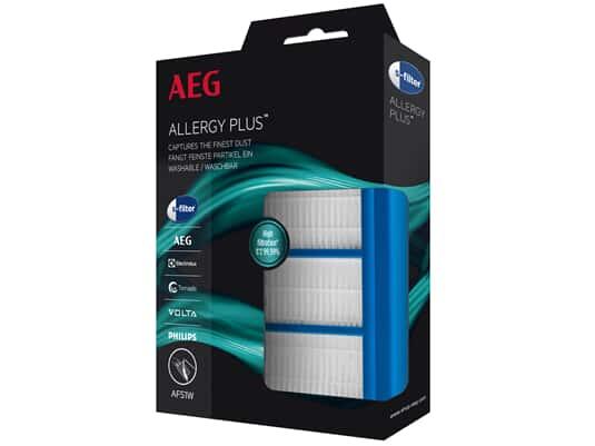 AEG AFS1W Allergy Plus® s-filter®