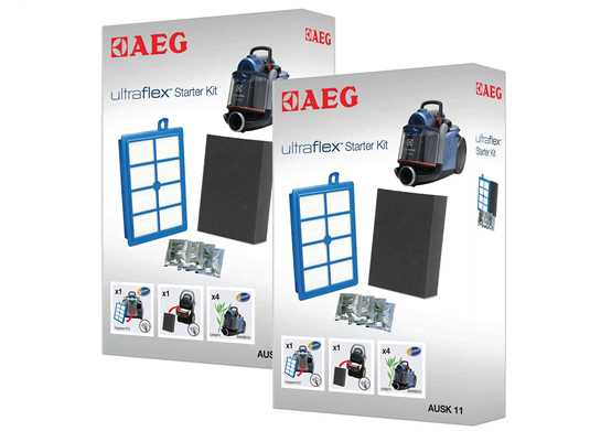 AEG 2 x AUSK11 Filter-Set