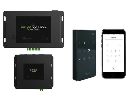 Produktabbildung Berbel 1090014 Connect - Remote Comfort