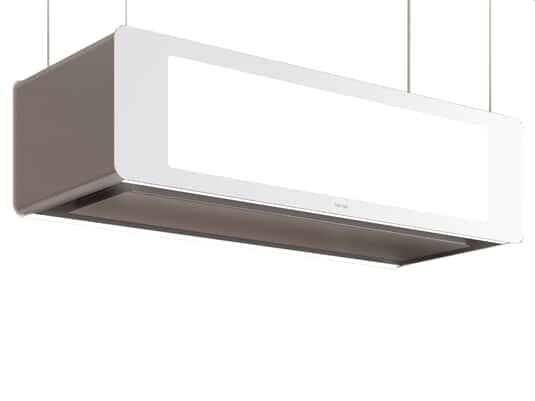 Produktabbildung Berbel Skyline BDL 115 SK Deckenlifthaube Weiß