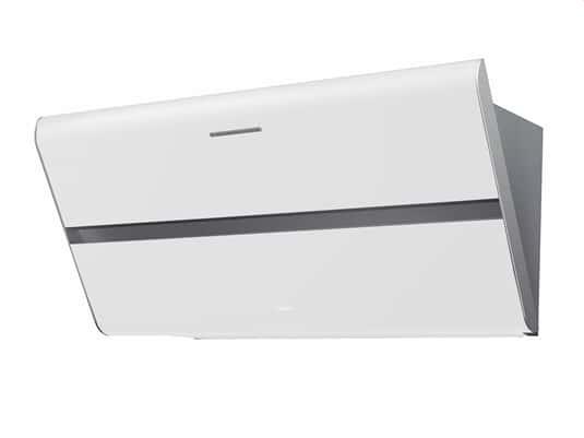 Produktabbildung Berbel Smartline BKH 80 ST W P Kopffreihaube Weiß