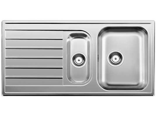 Produktabbildung Blanco Livit 6 S - 514 797 Edelstahlspüle Leinen