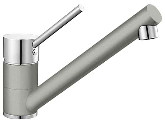 Produktabbildung Blanco Antas Perlgrau/Chrom - 520 731 Hochdruckarmatur