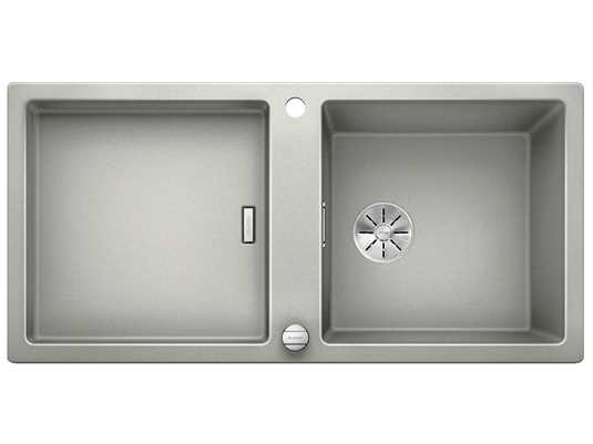 Produktabbildung Blanco Adon XL 6 S Perlgrau - 523 607 Granitspüle