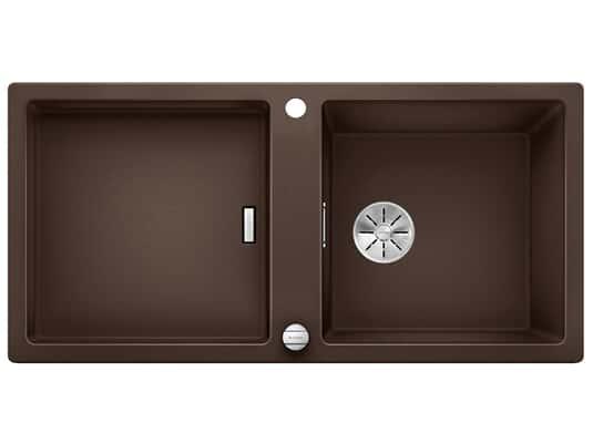 Produktabbildung Blanco Adon XL 6 S Cafe - 523 613 Granitspüle