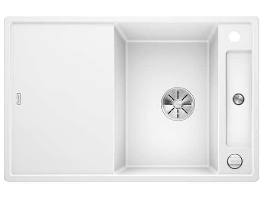 Blanco Axia III 45 S Weiß - 523 187 Granitspüle