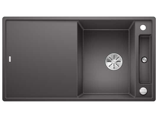 Blanco Axia III 5 S Felsgrau - 523 206 Granitspüle
