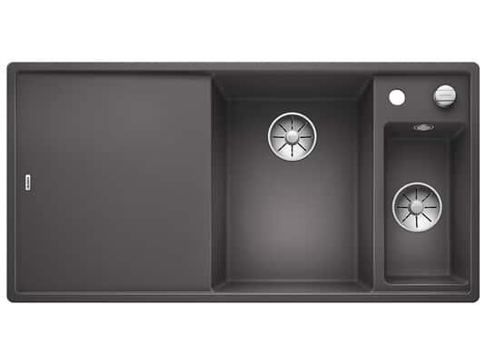 Produktabbildung Blanco Axia III 6 S-F Felsgrau - 523 490 Granitspüle