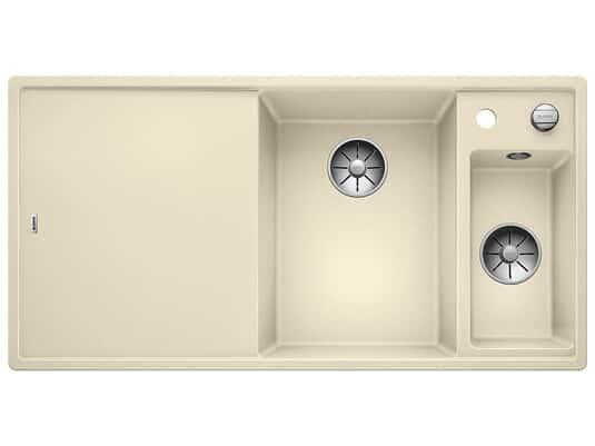 Produktabbildung Blanco Axia III 6 S-F Jasmin - 523 493 Granitspüle