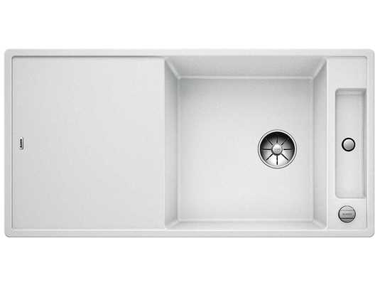 Produktabbildung Blanco Axia III XL 6 S Weiß - 523 504 Granitspüle
