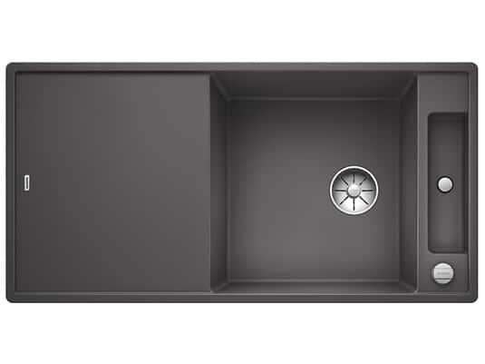 Produktabbildung Blanco Axia III XL 6 S-F Felsgrau - 523 521 Granitspüle