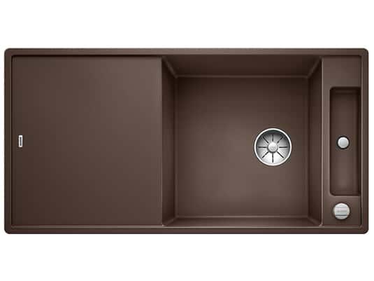 Produktabbildung Blanco Axia III XL 6 S-F Cafe - 523 525 Granitspüle
