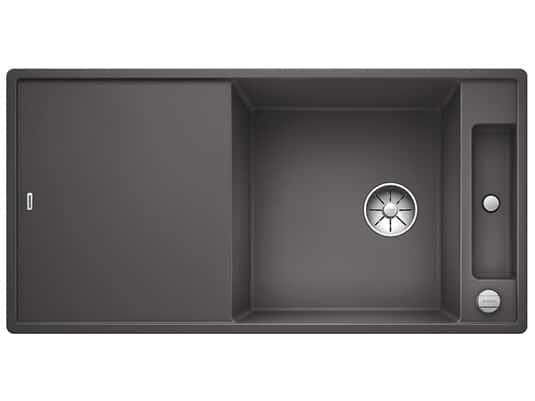 Produktabbildung Blanco Axia III XL 6 S-F Felsgrau - 523 527 Granitspüle