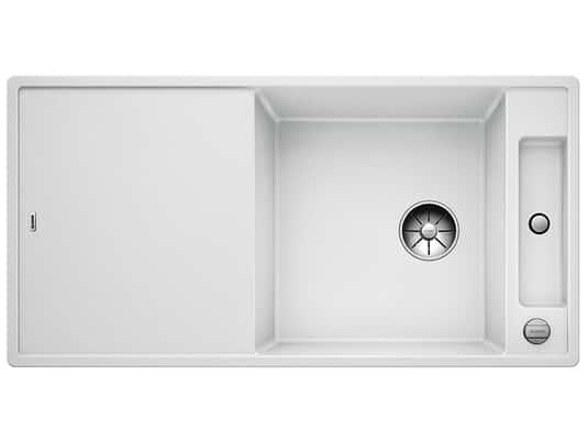 Produktabbildung Blanco Axia III XL 6 S-F Weiß - 523 529 Granitspüle