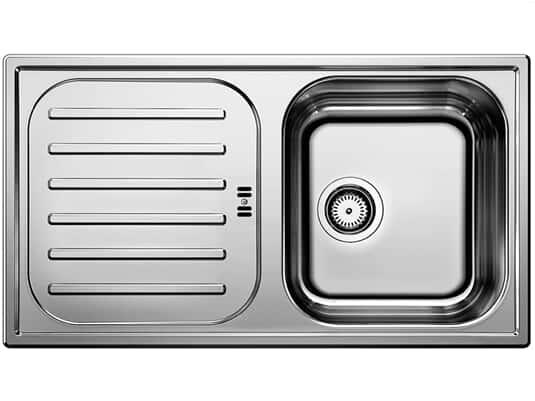 Blanco Flex Pro 45 S Edelstahl-Spüle Naturfinish