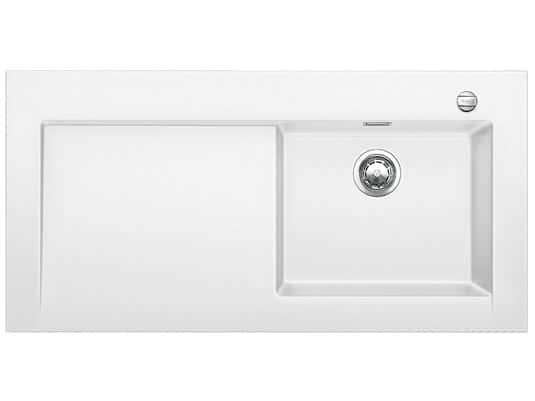 blanco modex m 60 wei granit sp le. Black Bedroom Furniture Sets. Home Design Ideas