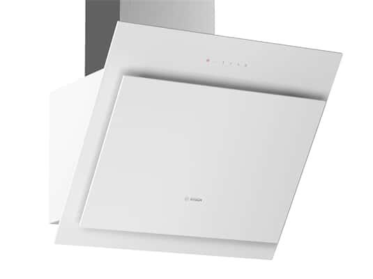 Produktabbildng Bosch DWK67CM20 Kopffreihaube Weiß mit Glasschirm