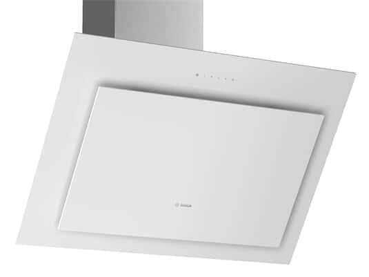 Produktabbildng Bosch DWK87CM20 Kopffreihaube 80 cm Weiß mit Glasschirm