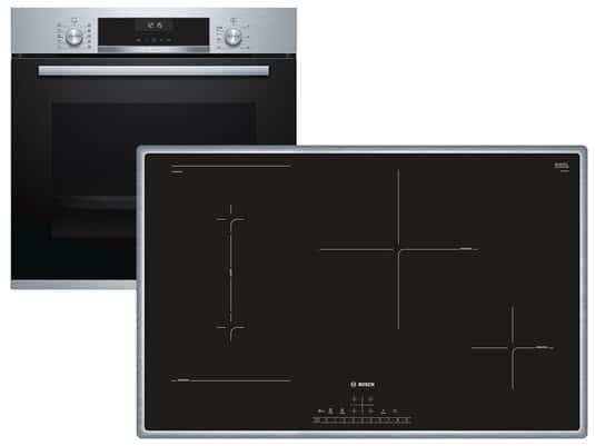 Produktabbildung Bosch HBD619LS60 Set