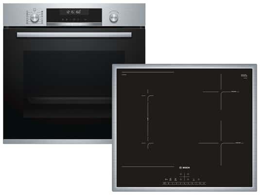 Produktabbildung Bosch HBD679LS60 Set