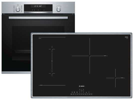 Produktabbildung Bosch HBD676LS81 Set