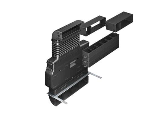 Bosch HEZ381501 Sonderzubehör für Umluftbetrieb