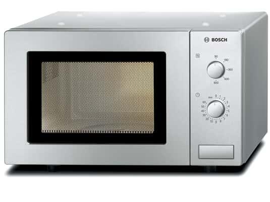 Bosch HMT72M450 Unterbau-/Stand-Mikrowelle Edelstahl