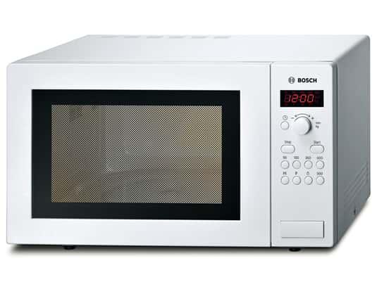 Bosch HMT84M421 Stand-Mikrowelle Weiß